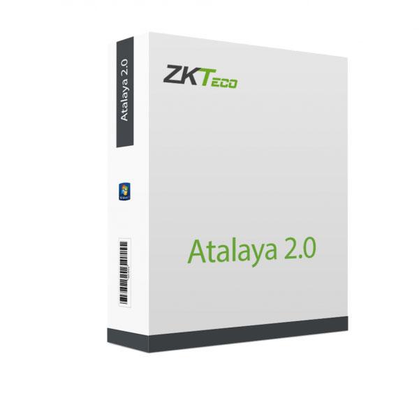 HS Atalaya 2 2.0 control de presència lleida control software programa empleat gestió horaris dies fitxatge fitxar usuaris