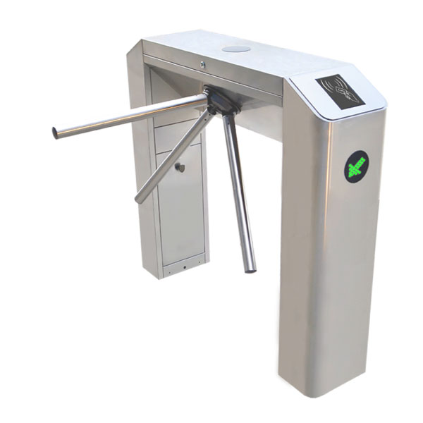 HS TS2000 torn barrera control d' accés lector targeta emprempta dactilar anti-pànic emergències