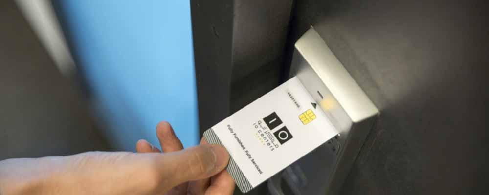 control d' accés presència lleida control seguretat fitxatge fitxar lector targeta